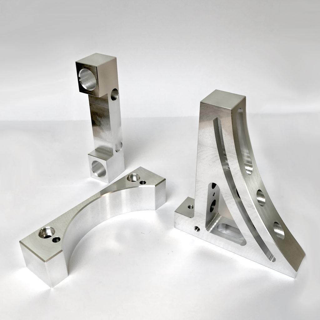 Pièces de structure en aluminium