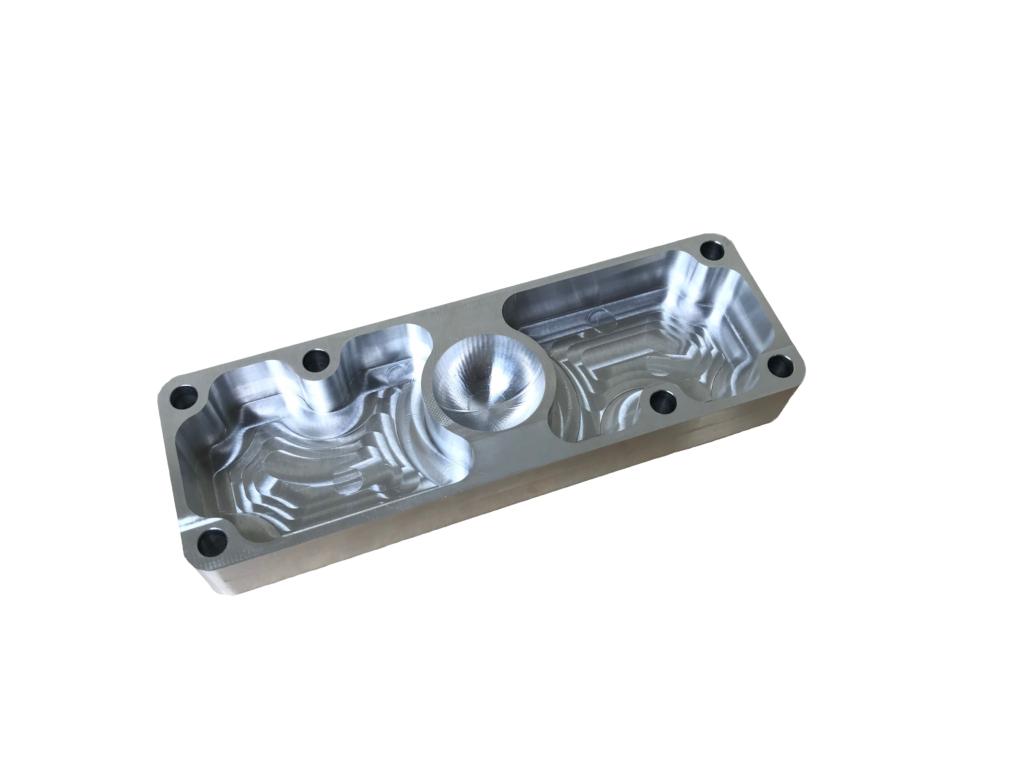 Boitier en aluminium usiné