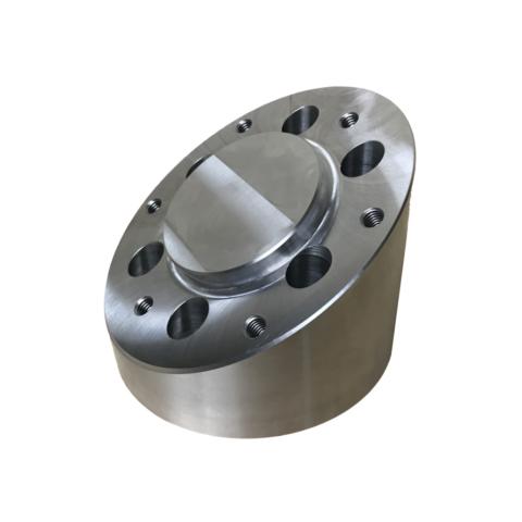 Renvoi d'angle pour bras robot en aluminium
